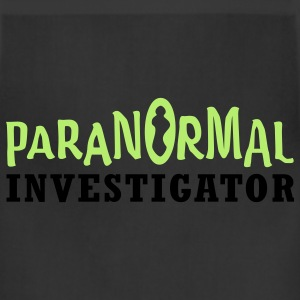 Paranormal Investigator T-Shirts - Adjustable Apron