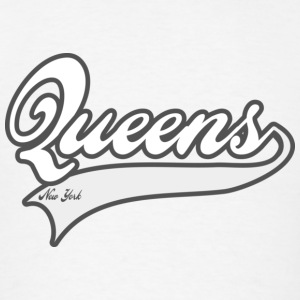 queens new york Hoodies - Men's T-Shirt