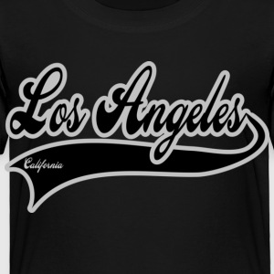 los angeles california Kids' Shirts - Toddler Premium T-Shirt