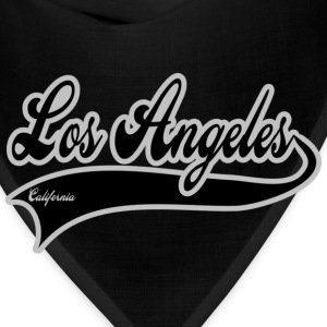 los angeles california Kids' Shirts - Bandana