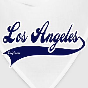 los angeles california Hoodies - Bandana