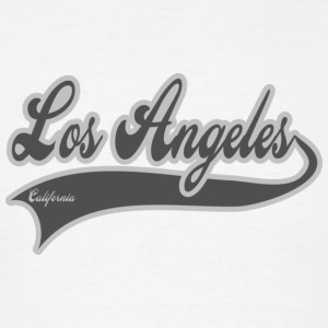 los angeles california Hoodies - Men's T-Shirt