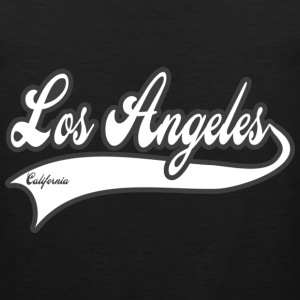 los angeles california Hoodies - Men's Premium Tank