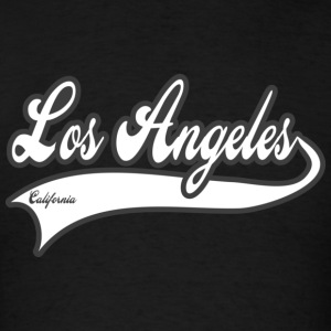 los angeles california Sweatshirts - T-shirt pour hommes