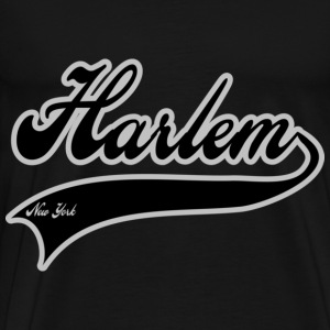 harlem new york Hoodies - Men's Premium T-Shirt