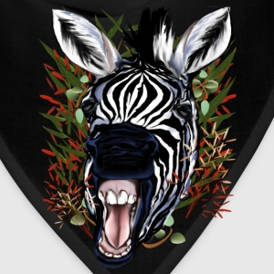 The Laughing Zebra - Bandana