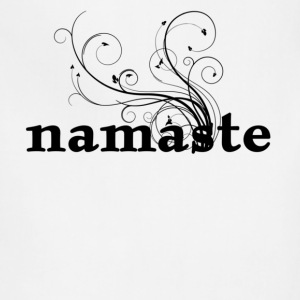 namaste - I honor the Spirit in you which is also in me Women's T-Shirts - Adjustable Apron