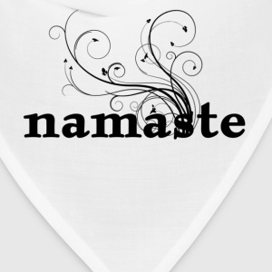 namaste - I honor the Spirit in you which is also in me Women's T-Shirts - Bandana