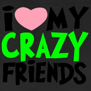 crazy friends Women's T-Shirts - Leggings