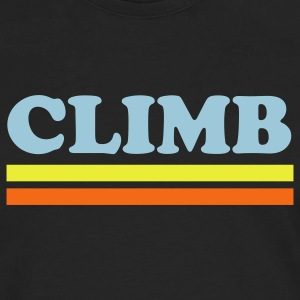 climb Tanks - Men's Premium Long Sleeve T-Shirt