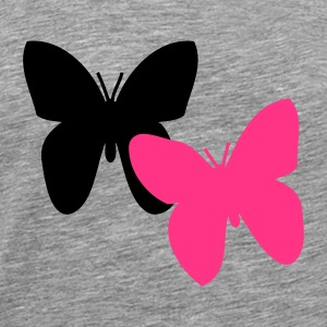 Butterflies Sweatshirts - Men's Premium T-Shirt