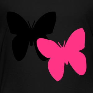 Butterflies Sweatshirts - Toddler Premium T-Shirt