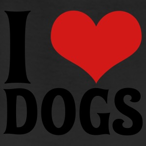 I Love Dogs - Leggings