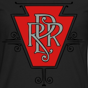 Pennsylvania Railroad T-Shirts - Men's Premium Long Sleeve T-Shirt