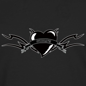 SUBMIT Valentines Day 2011 - Men's Premium Long Sleeve T-Shirt