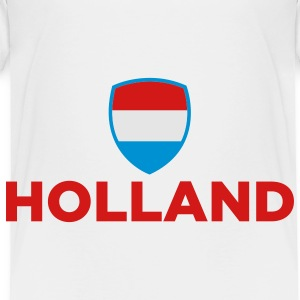 Holland Emblem Small 2 (3c) Kids' Shirts - Toddler Premium T-Shirt