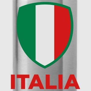 Italy Emblem Big 2 (3c) Hoodies - Water Bottle