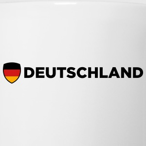 Germany Emblem Side 2 (3c) Polo Shirts - Coffee/Tea Mug
