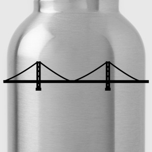 San Francisco - Golden Gate Bridge  Kids' Shirts - Water Bottle