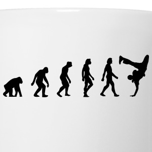 Break Dance Evolution (1c) Polo Shirts - Coffee/Tea Mug