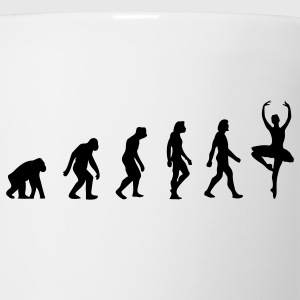 Ballerina Evolution (1c) Hoodies - Coffee/Tea Mug