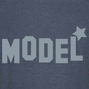 model with star! Famous! Hoodies - Vintage Sport T-Shirt