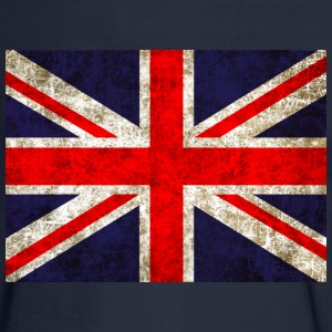 UK Flag Women's T-Shirts - Men's Long Sleeve T-Shirt