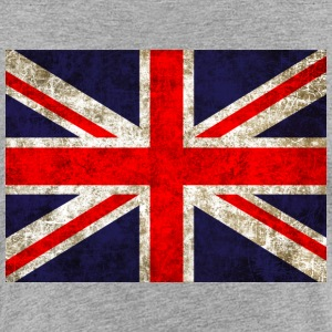 UK Flag Sweatshirts - Toddler Premium T-Shirt