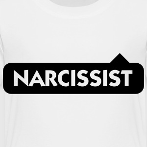 Narcissist (1c) Kids' Shirts - Toddler Premium T-Shirt