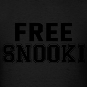 Free Snooki - Men's T-Shirt