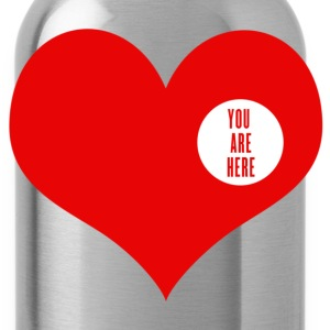 You are here Kids' Shirts - Water Bottle