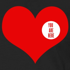 You are here Kids' Shirts - Men's Premium Long Sleeve T-Shirt