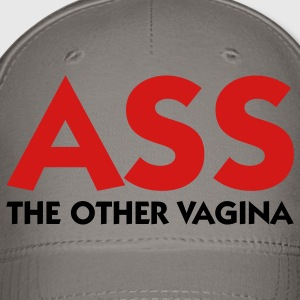 Ass - The Other Vagina (2c) Bags  - Baseball Cap