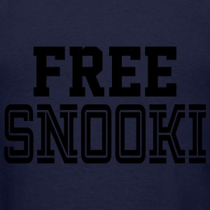 Please Free Snooki Zip Hoodies/Jackets - Men's T-Shirt
