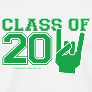 Class of 2011 Buttons - Men's Premium T-Shirt