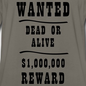 Wanted Bags  - Men's Premium Long Sleeve T-Shirt