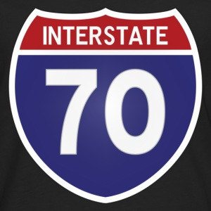 I-70 T-Shirts - Men's Premium Long Sleeve T-Shirt
