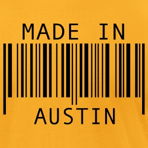 Made in Austin Bags  - Men's T-Shirt by American Apparel