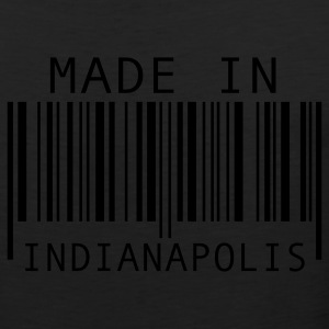 Made in Indianapolis Bags  - Men's Premium Tank