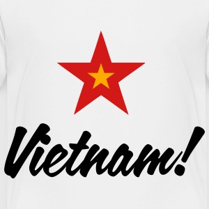 Vietnam (3c) Kids' Shirts - Toddler Premium T-Shirt