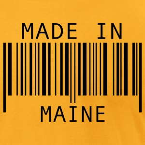 Made in Maine Bags  - Men's T-Shirt by American Apparel