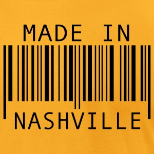 Made in Nashville Bags  - Men's T-Shirt by American Apparel