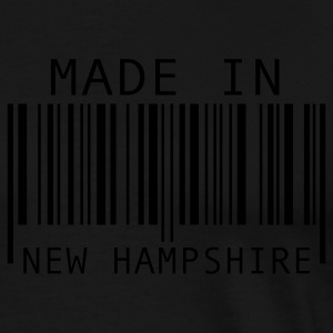 Made in New Hampshire Bags  - Men's Premium T-Shirt