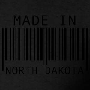 Made in North Dakota Bags  - Men's T-Shirt