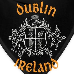 Dublin Ireland Shield - Bandana