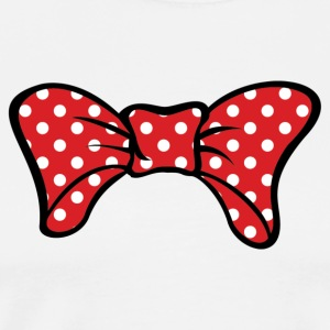 Bow Red Tanks - Men's Premium T-Shirt