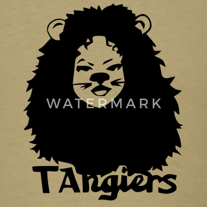 Tangiers / Angie Tattoo - Men's T-Shirt
