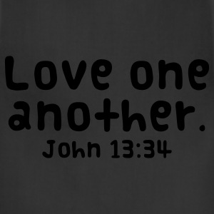Love One Another T-Shirts - Adjustable Apron