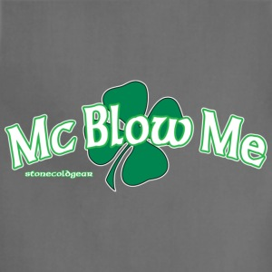 St. Patrick's Day Mc Blow Me T-Shirts - Adjustable Apron
