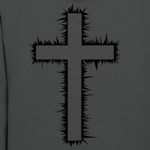 Christian Cross (V) T-Shirts - Women's Hoodie